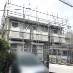 鴨川塗装 文丘町 ガレッジハウス 架_2(ぼかし)